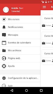 Conecta2 - screenshot