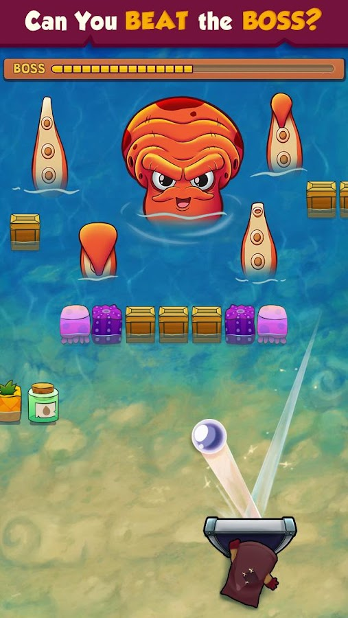 Brick Breaker Hero Screenshot 1