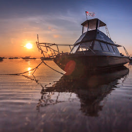 The Pirates Boat by Ade Irgha - Transportation Boats