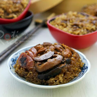 Lo Mai Gai (Steamed Glutinous Rice with Chicken)