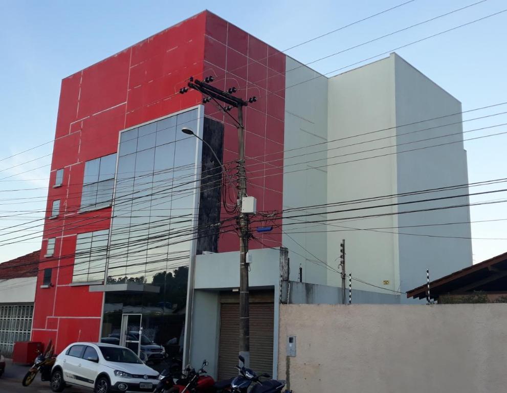 Prédio comercial para locação, Olaria, Porto Velho.
