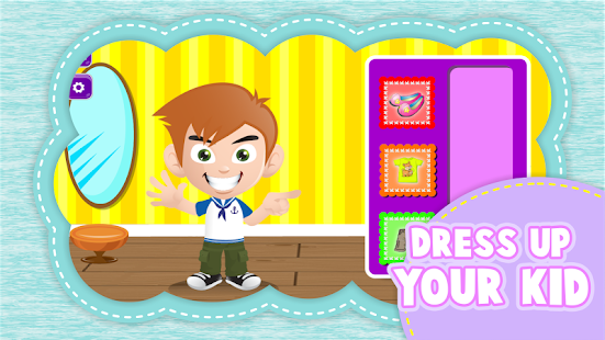 Little kids tailor:fun stitch - screenshot