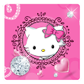 App Diamond Cute Cat Keyboard Theme APK for Windows Phone