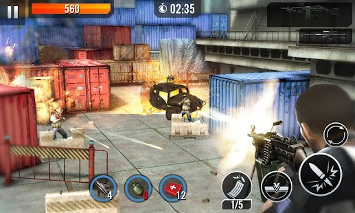 Game Elite Killer: SWAT APK for Windows Phone