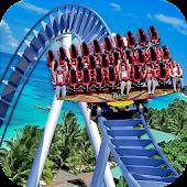 Orlando's Theme Park Coaster