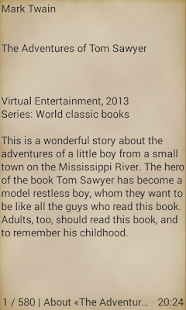 The Adventures of Tom Sawyer - screenshot