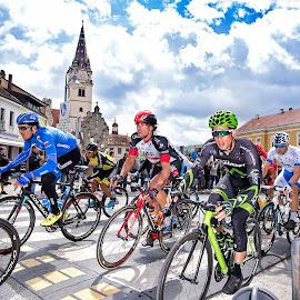 Tour of Croatia by Zarko Piljak - Sports & Fitness Cycling ( tour of croatia, marija bistrica, cycling, croatia, hrvatsko zagorje, croatia full of life )