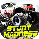 Monster Truck Stunt Madness 3D icon