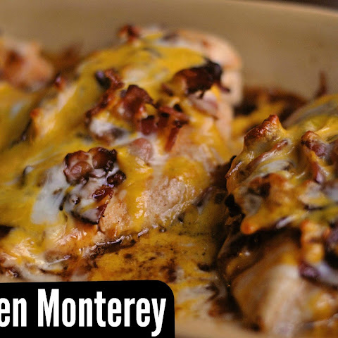 Chicken Monterey