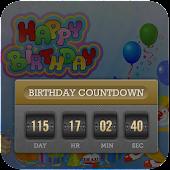 Birthday Countdown LWP