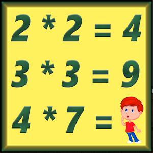 Maths Multiplication Table For PC (Windows & MAC)