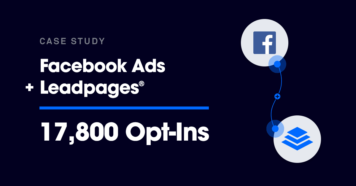Facebook Ads Leadpages