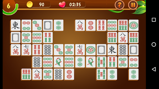 Mahjong Connect 2D - screenshot