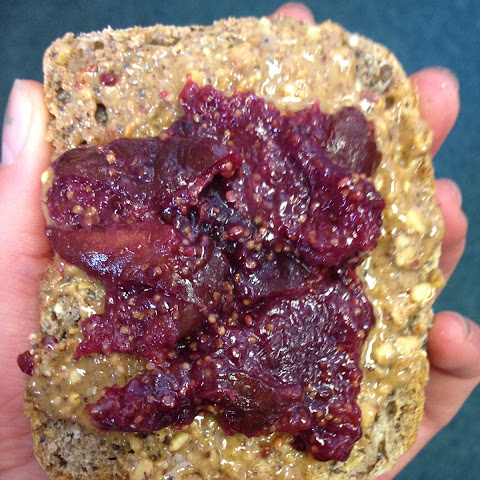 Chia seed Fig jam