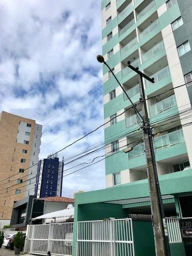 Apartamento com 2 dormitórios à venda, 58 m² por R$ 350.000,00 - Manaíra - João Pessoa/PB