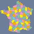 France Departments Map Puzzle APK for Bluestacks