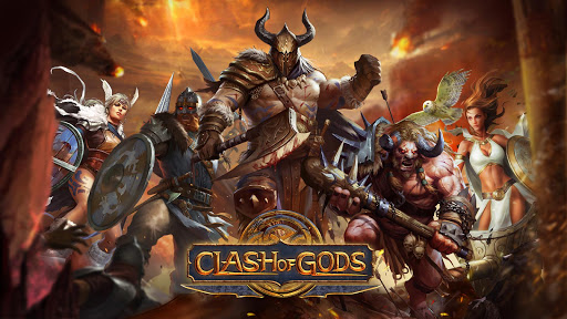 Clash Of Gods - screenshot