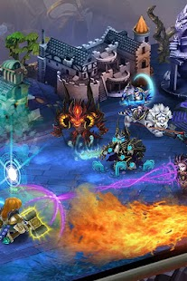 Heroes Arena Legends-Last War - screenshot