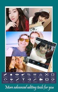 App Camera b612 New Editor 2017 APK for Windows Phone