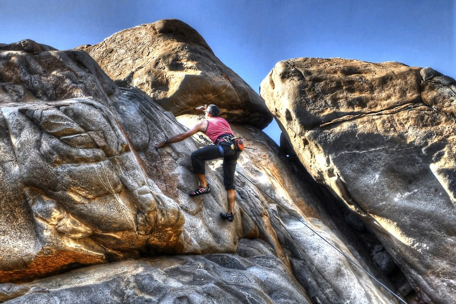 by Ryder Jackson - Sports & Fitness Climbing