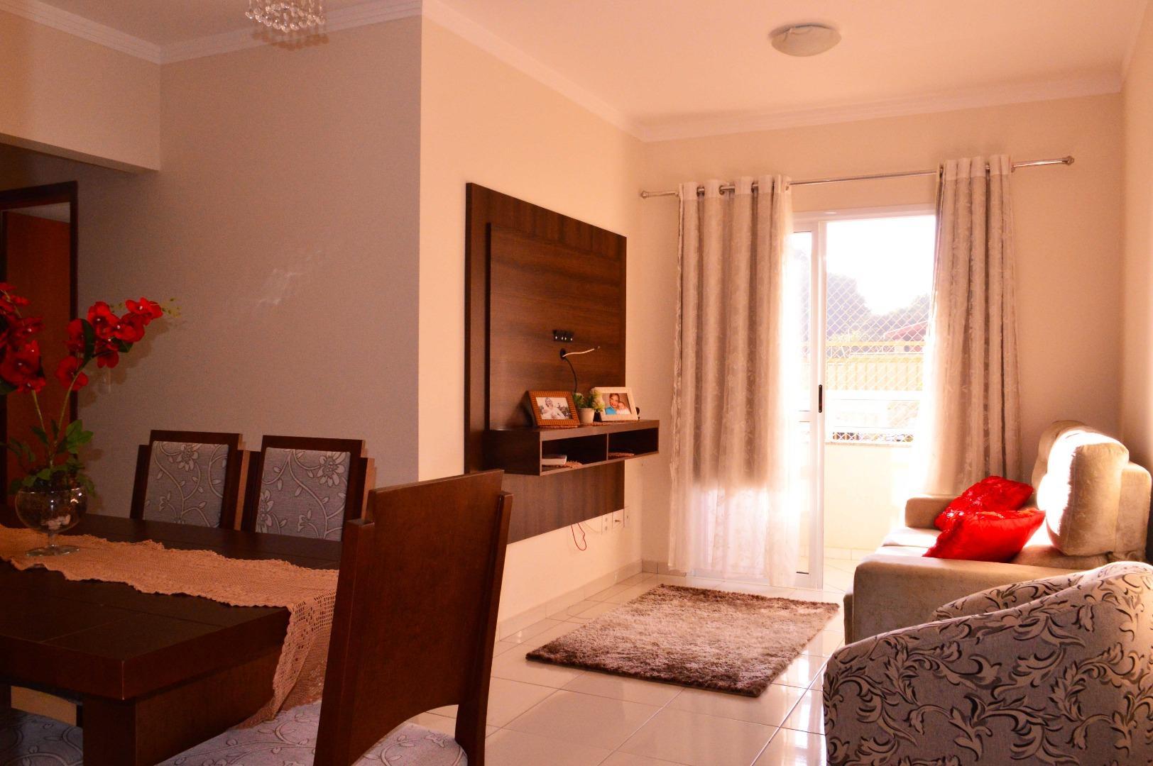 Apartamento com 2 dormitórios à venda, 61 m² por R$ 270,00 - Green Village - Nova Odessa/SP