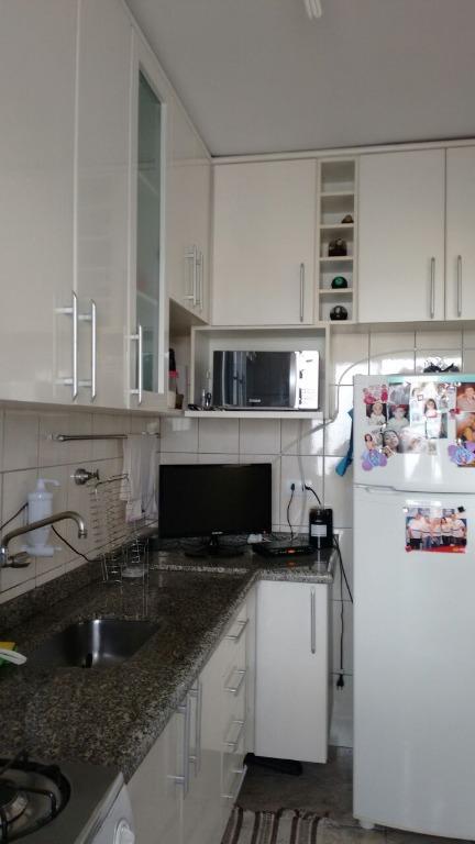 Apartamento de 2 dormitórios à venda em Jardim Popular, São Paulo - SP