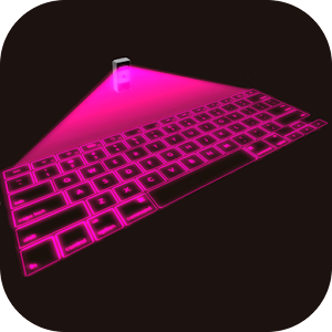 Hologram Virtual Keyboard 3D