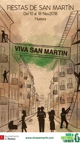 Fiestas de San Martin 2018 Screenshot