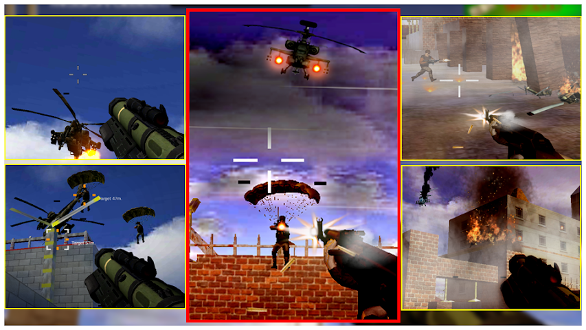 android Death Clash War Zone Mission Screenshot 5