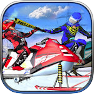 SnowMobile Racing :Bike racing