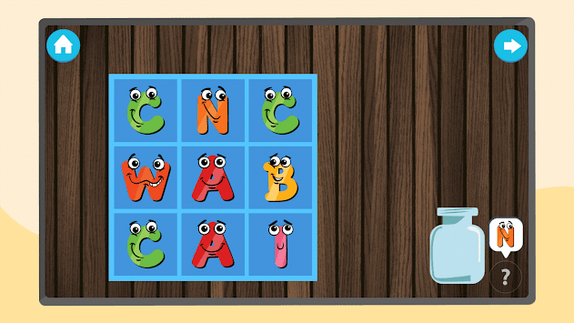 Kids Preschool Learn Letters APK screenshot thumbnail 11