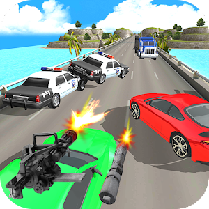 Download Death Shooter Car Racing Gun For PC Windows and Mac