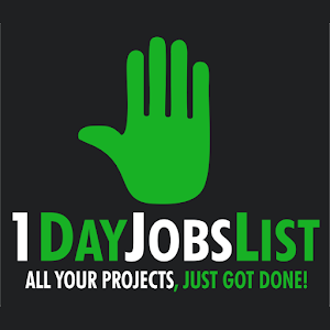 1 Day Jobs List