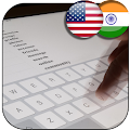 App keyboard hindi and english typing APK for Kindle