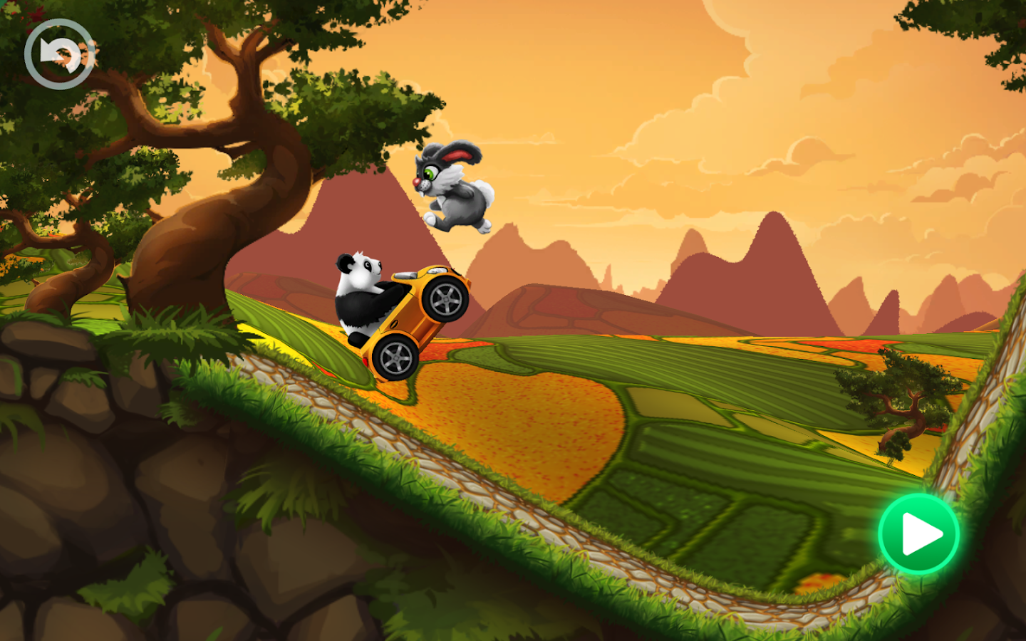 Fun Kid Racing GOLD Screenshot 13