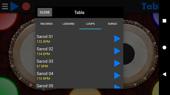 Game Tabla APK for Kindle