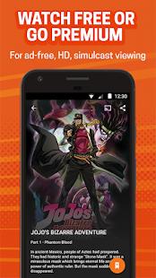 App Crunchyroll - Everything Anime apk for kindle fire