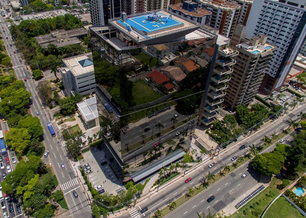Andar Corporativo à venda, 1150 m² por R$ 16.100.000 - Alphaville - Barueri/SP