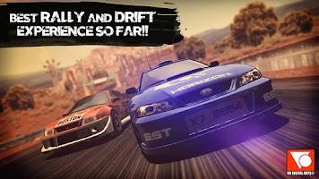 Screenshot of Rally Racer Drift