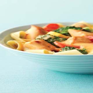 Creamy Chicken, Vegetables & Noodles