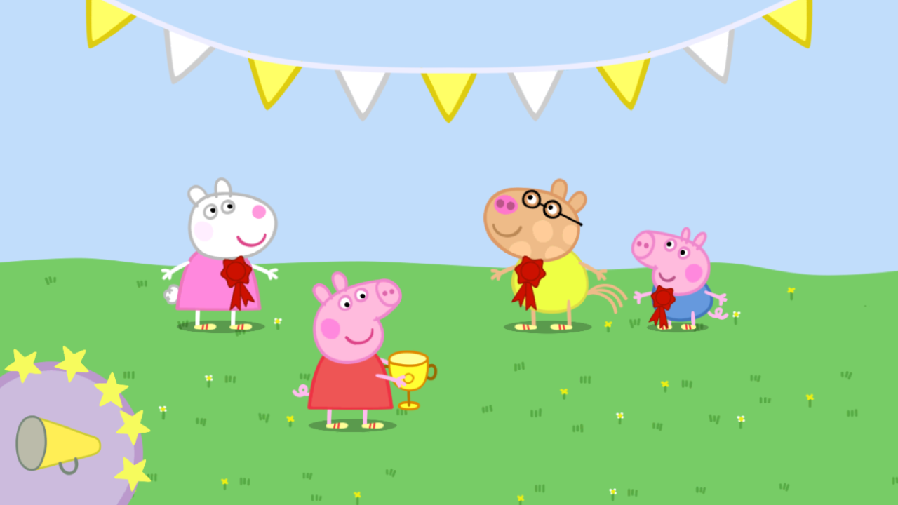 Peppa Pig: Sports Day Screenshot 4