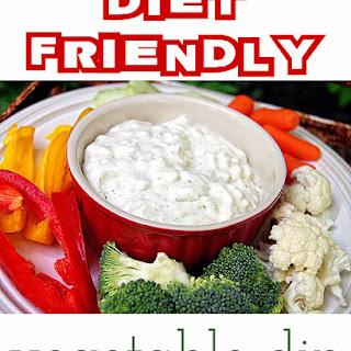 Low Fat Ranch Veggie Dip Recipes