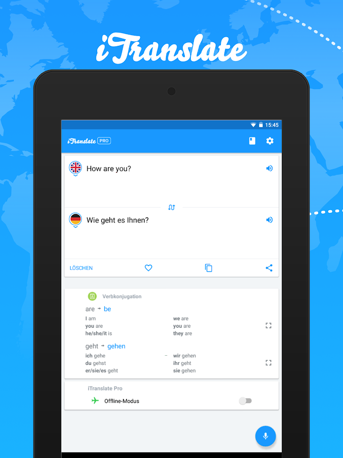 iTranslate - Free Translator Screenshot 9
