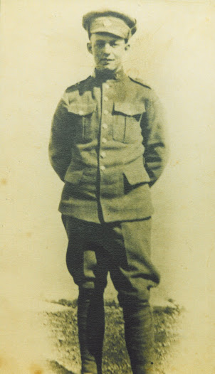 Now a corporal, Hensler was demobilised in Halifax on 25 May 1919.