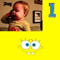 شبونج بوب حقيقي - هاتف للآطفال