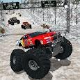 Monster Truck Snow Racing 17