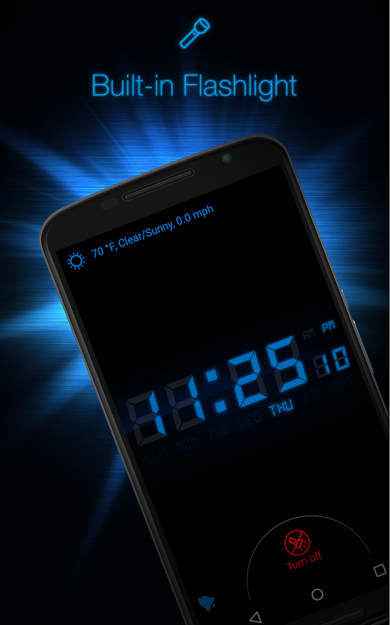 My Alarm Clock Free Screenshot 5