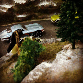 Country road... by Norbertus Andreanto Photos - Instagram & Mobile Instagram ( instagaruda_toy, dioramadiecast, diorama, diecast, diecastcars, diecasters, toys, toy, hotwheels, matchbox, instaphoto, instapicture, instagramer, webstagram, androidsphoto, samsungphoto, instaindonesia )