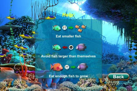 Game eat fish saga apk for kindle fire download android for Fishing saga games