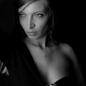 Madame by Laurentiu Pirnea - People Portraits of Women